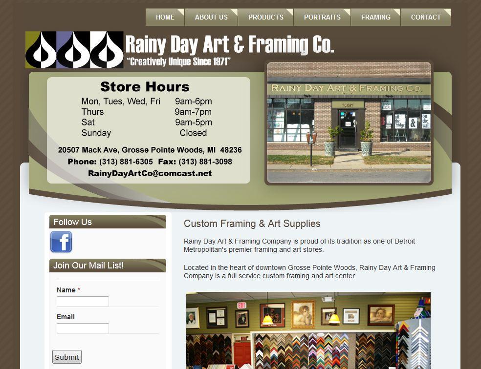 Rainy Day Art Company