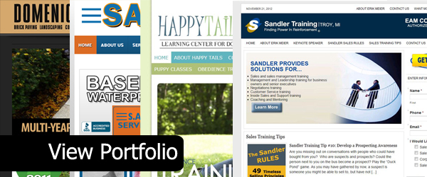 Website Designer Macomb County MI