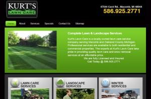 Kurts Lawn Care