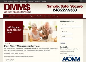 Daily Money Management Services