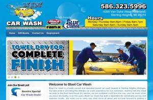 Blast Car Wash