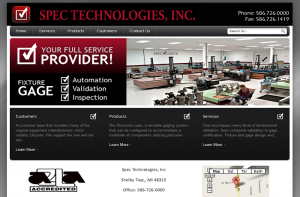 Spec Technologies, Inc