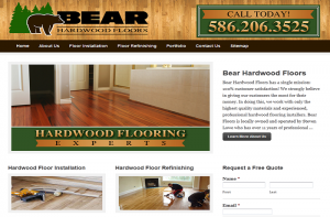 Bear Hardwood Floors