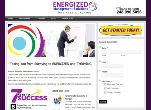 Energized Management