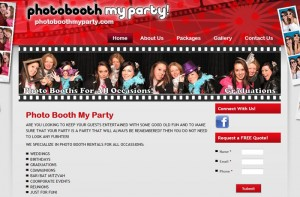 Photo Booth My Party
