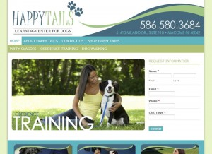 Happy Tails – Learning Center for Dogs