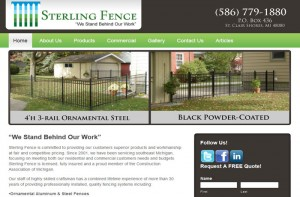 Sterling Fence Company