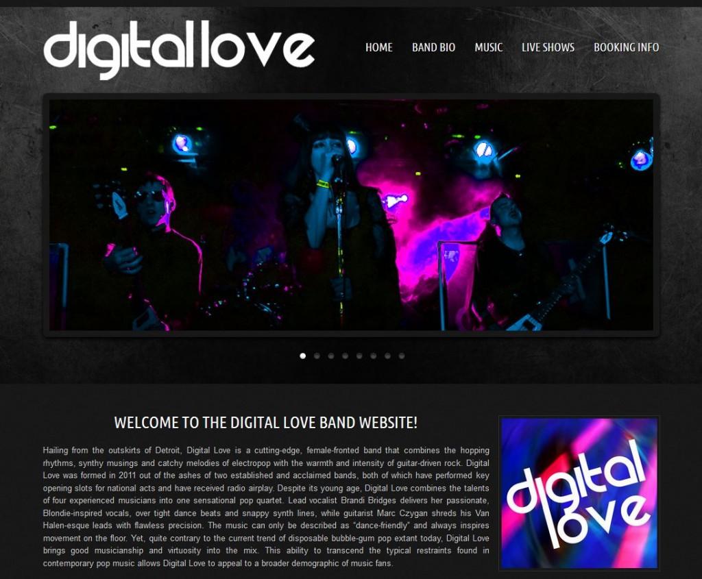 Digital Love Band