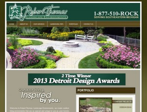 Robert Thomas – Landscape Design Contractor