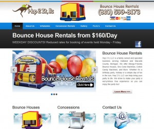 Hop 2 It, LLC – Bounce House Rental Company